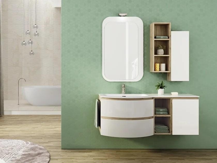 Fantastic Bathroom Sink With Shelf Illustration Custom