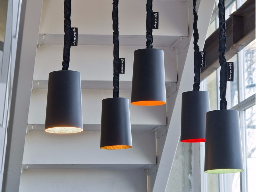 PAINT LAVAGNA Pendant lamp By In-esartdesign