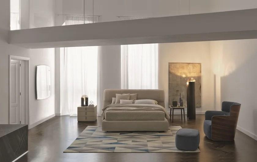 SOFTWING Bett By Flou Design Carlo Colombo - die betten von flou