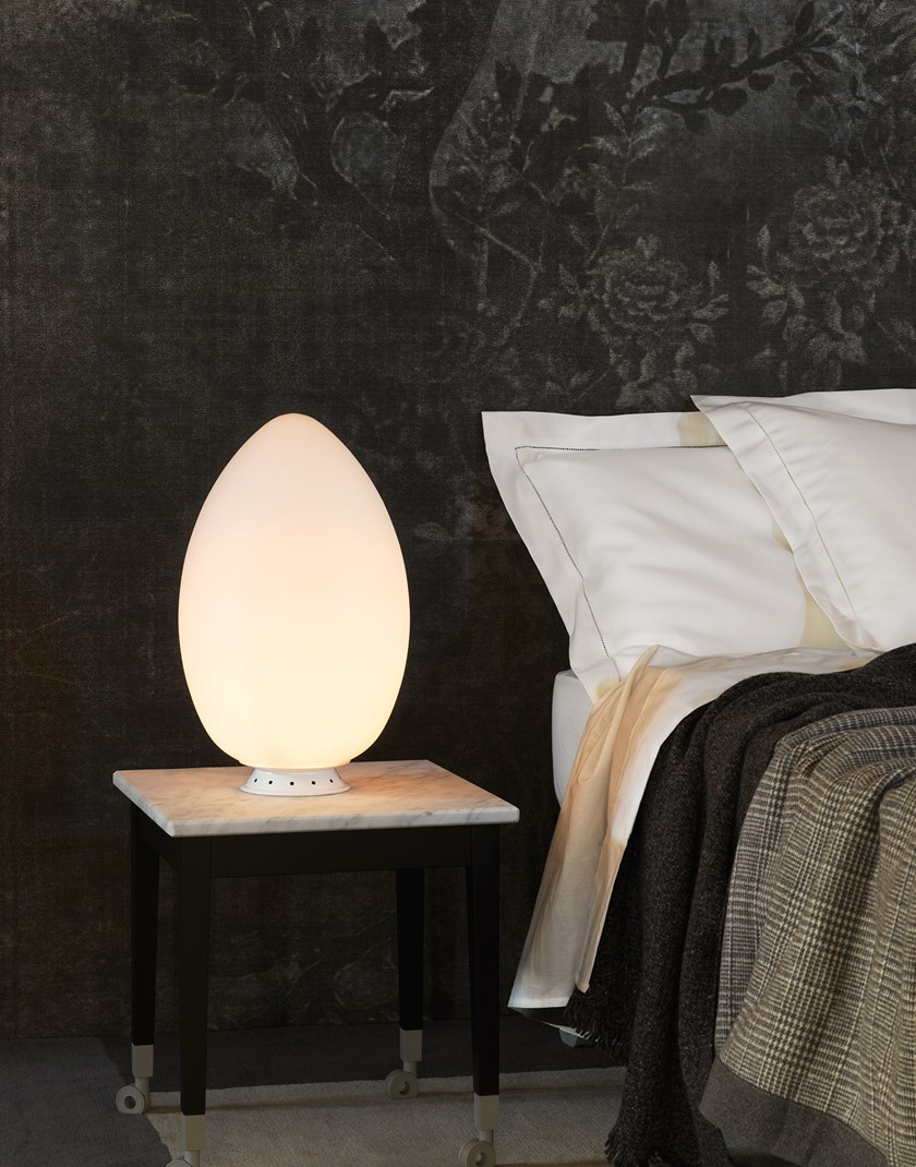 Fontana Arte Uovo Table Lamp