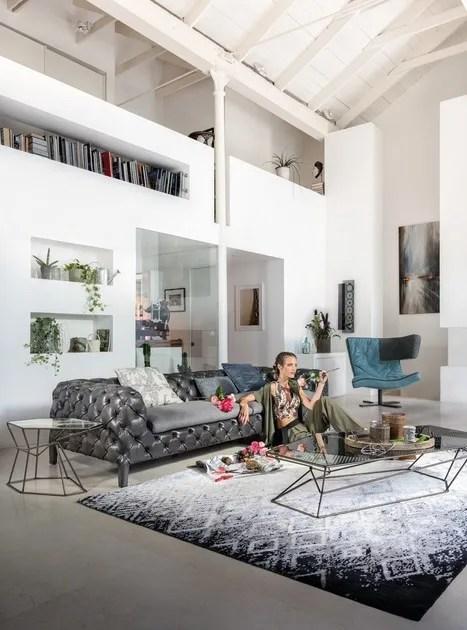 WINDSOR Sofá de pele Coleção Windsor By Arketipo design Studio Memo - designer sofa windsor arketipo