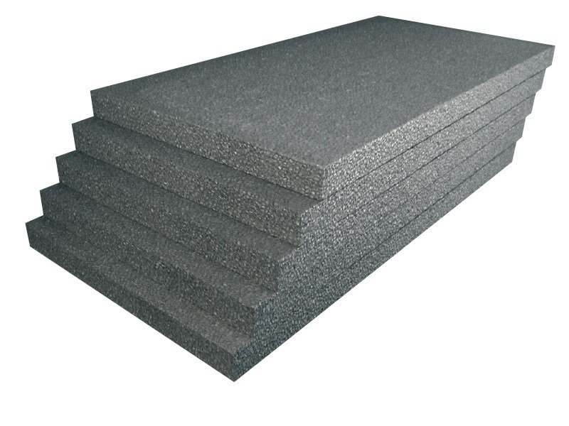 Bloc De Mousse Leroy Merlin Graphite-enhanced Eps Thermal Insulation Panel By Edinet
