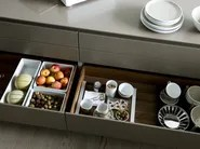 B3 Interior System Synthetic Material Food Storage Box By
