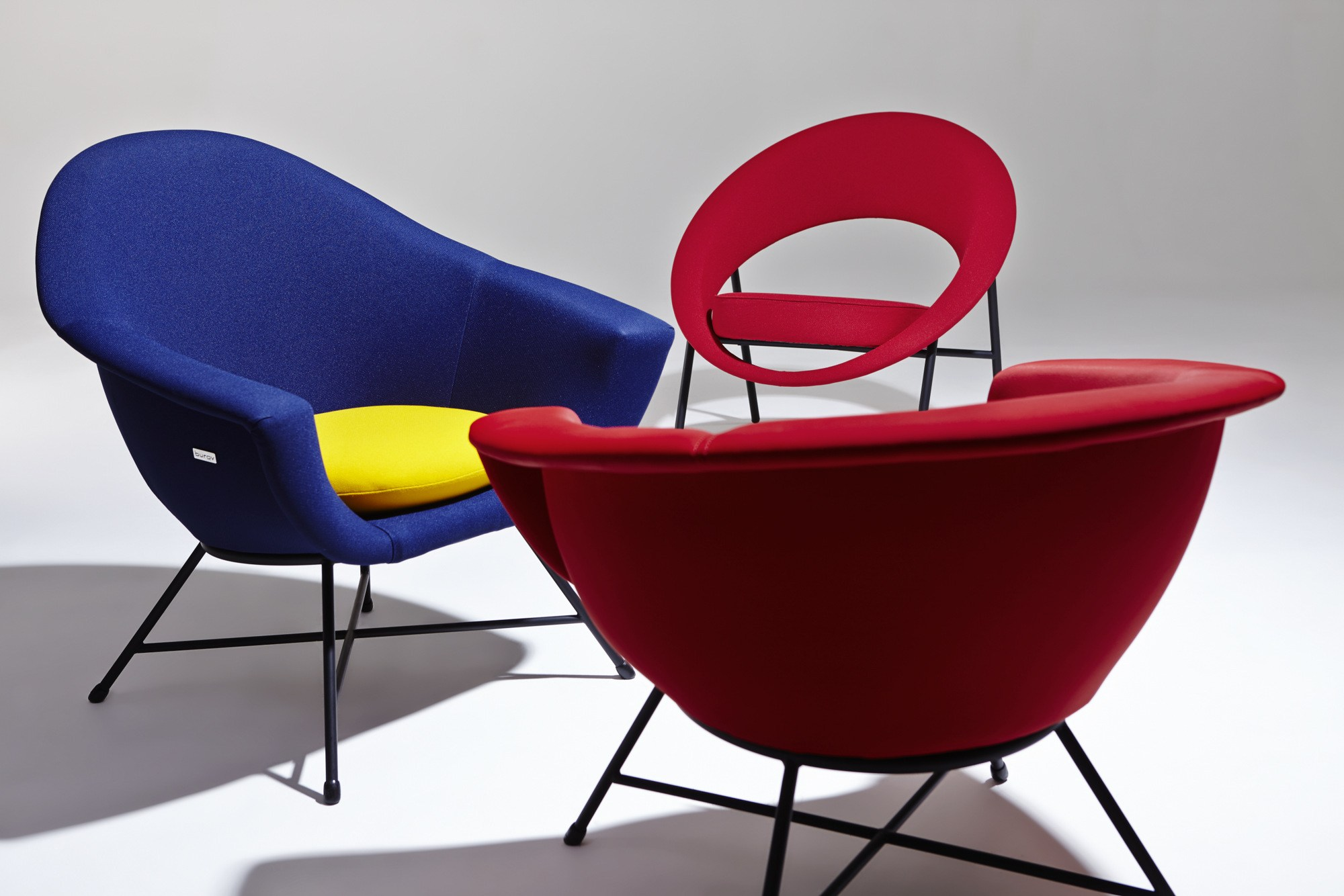 Burov Fauteuils 57 Fauteuil By Burov Design Dangles And Defrance