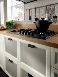 √ Cucina componibile ATELIER Linea Scavolini Basic by
