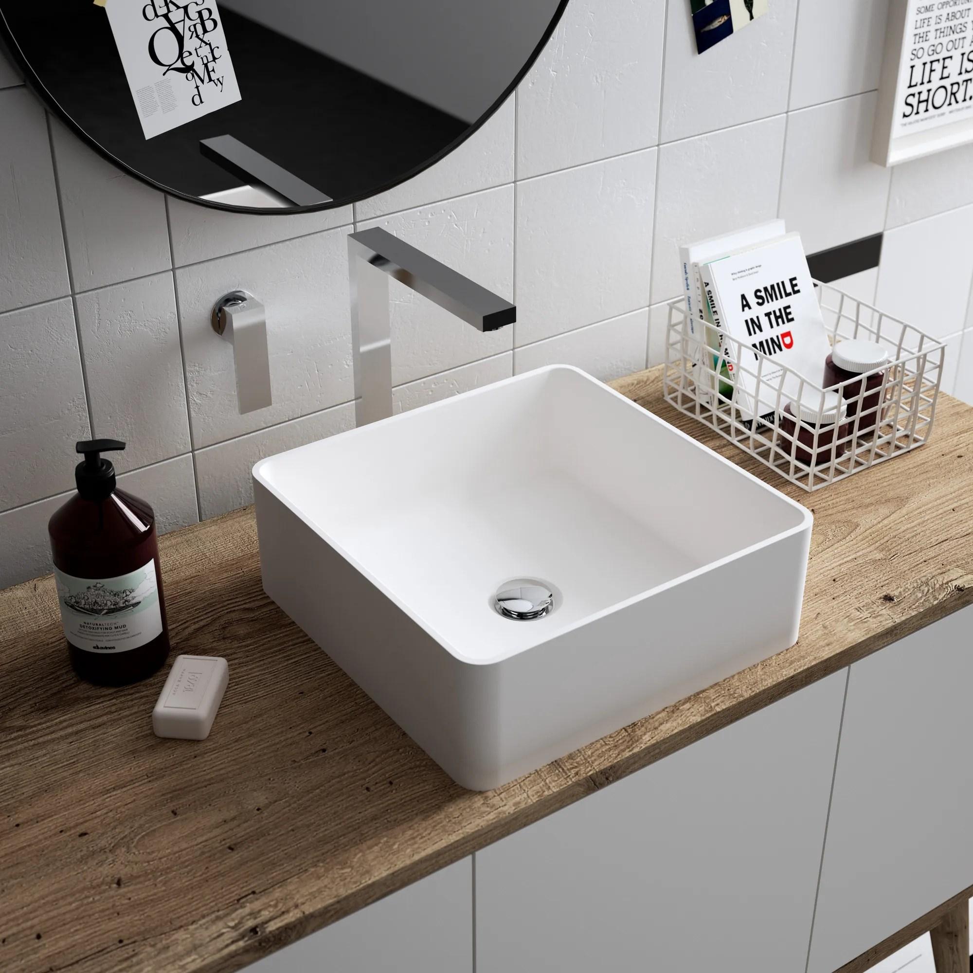 Waschbecken Quadra