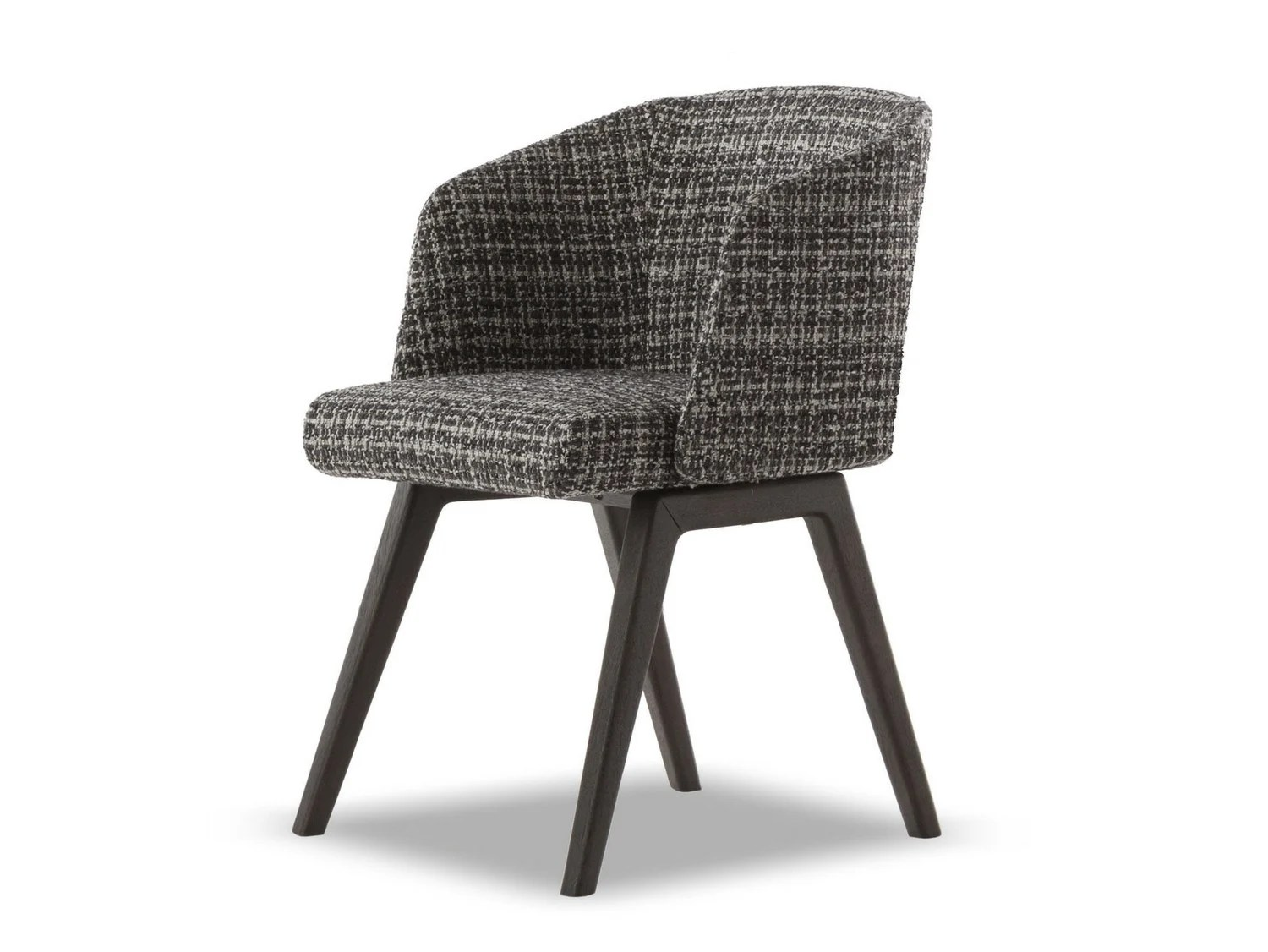 Sedia Salone Del Mobile Milano Chair Creed Little Armchair By Minotti