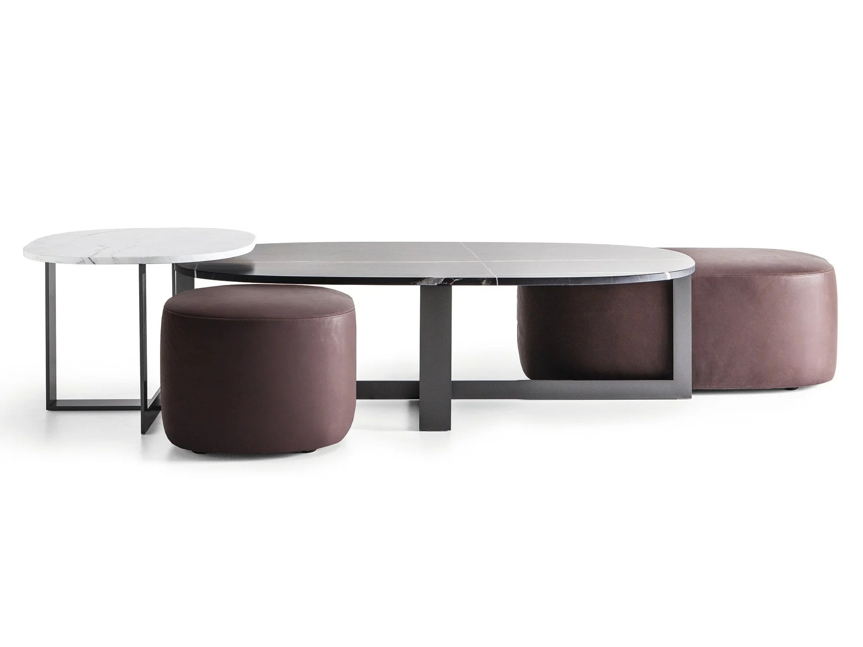 Couchtisch Domino Domino Next Pouf By Molteni And C