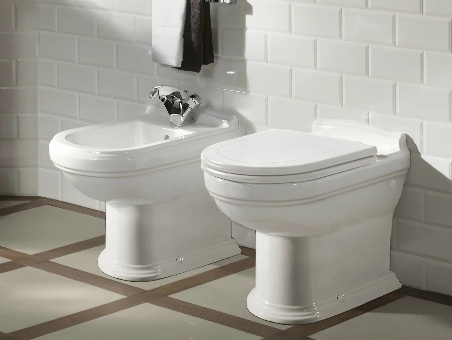 Villeroy And Boch Hommage Toilet By Villeroy And Boch