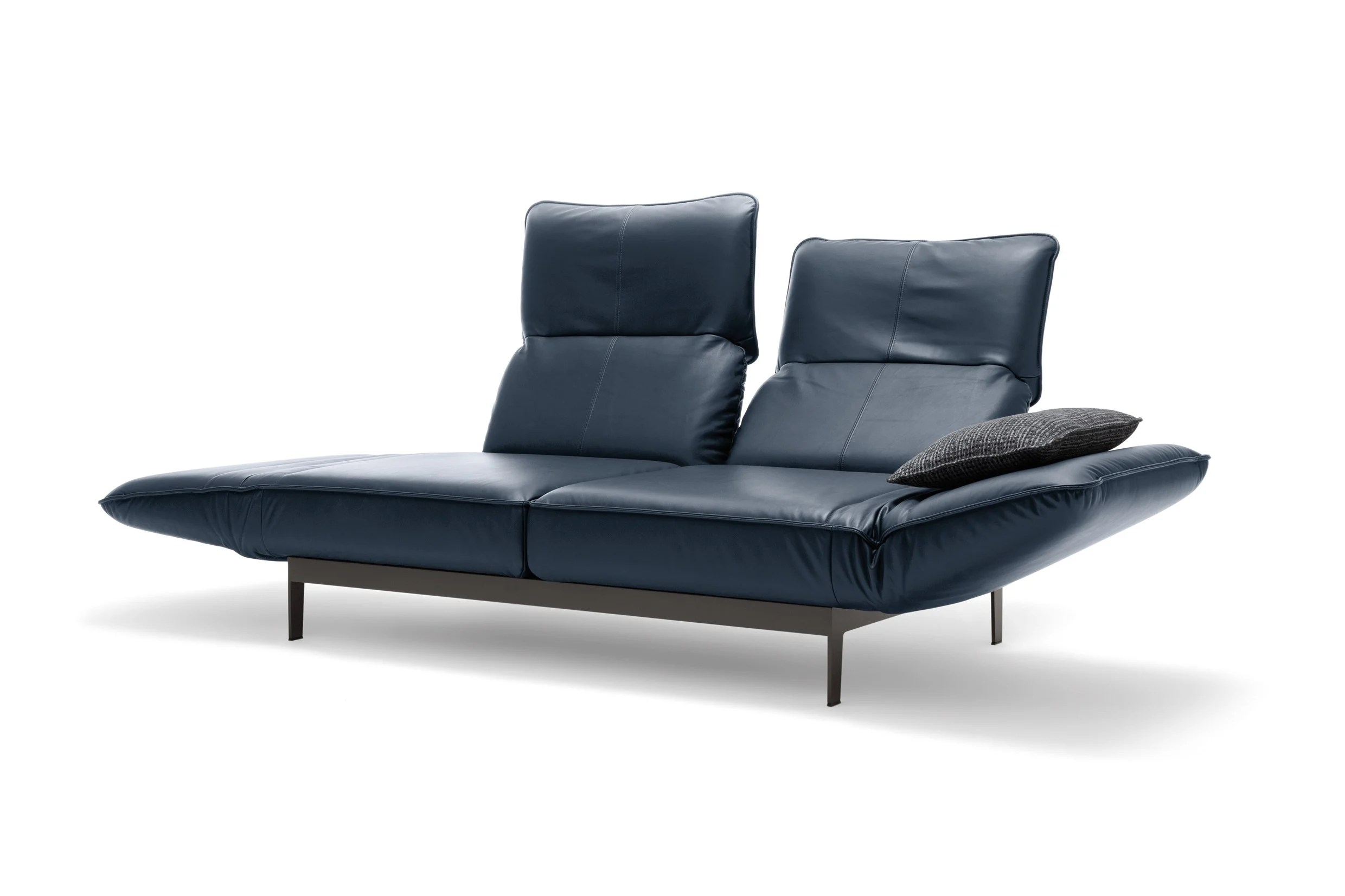 Rolf Benz Sofa Mera Leather Sofa Mera Collection By Rolf Benz Design