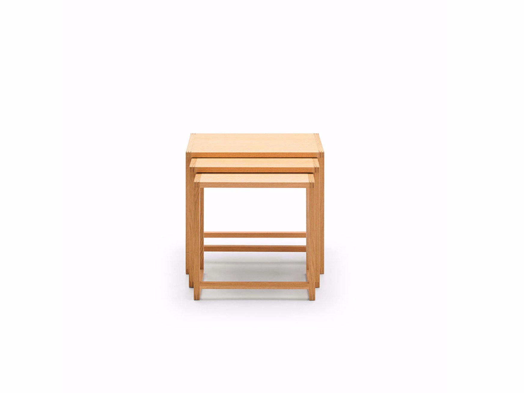 Stacking End Tables Stackable Side Table Nido By Punt Design José Miguel