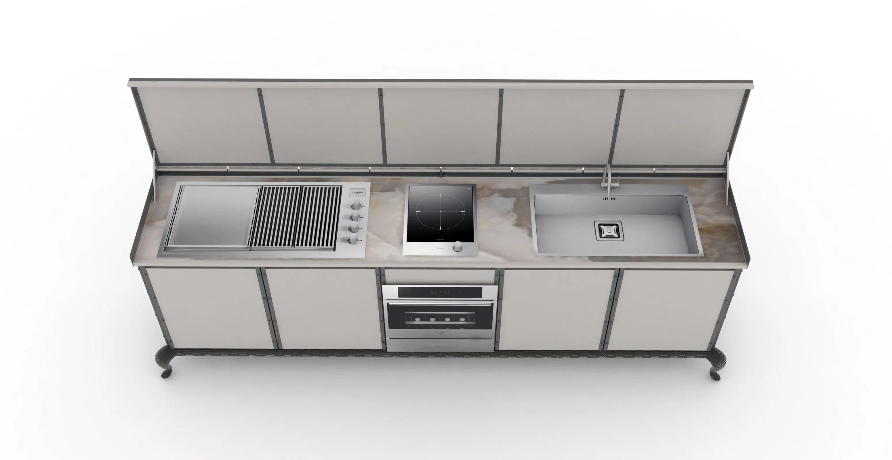 Outdoorküche Mit Kühlschrank Haltbar : Outdoor küche pdf beefeater outdoorküche kühlschrank mit doppeltür