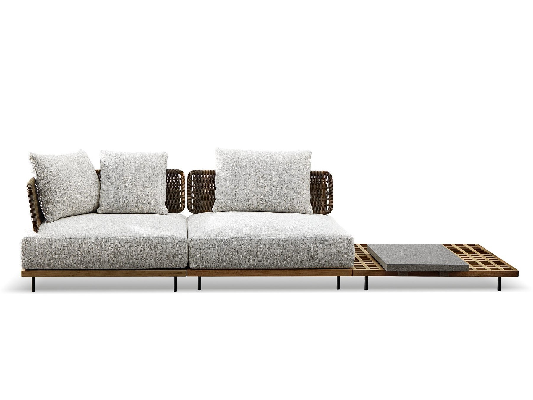 Sofa Quadrado Outdoor Sofa Quadrado By Minotti Diseño Studio Mk27