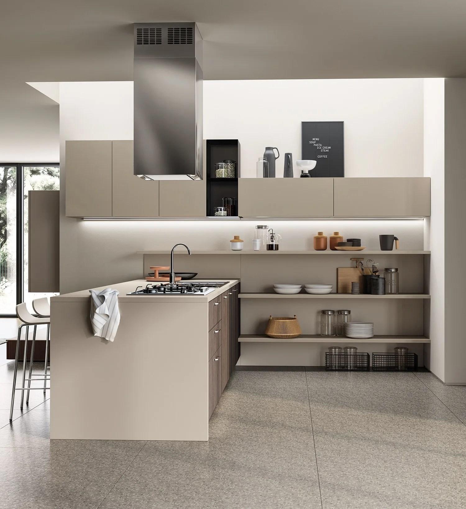 Cucina Scavolini Basic | Cucina Scavolini Madeleine Cucine A Prezzi ...
