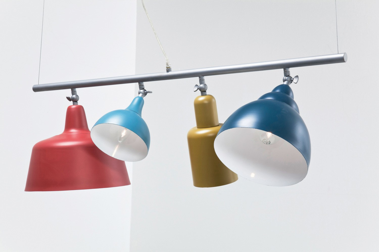 Kare Designe Powder Coated Steel Pendant Lamp Variety By Kare Design