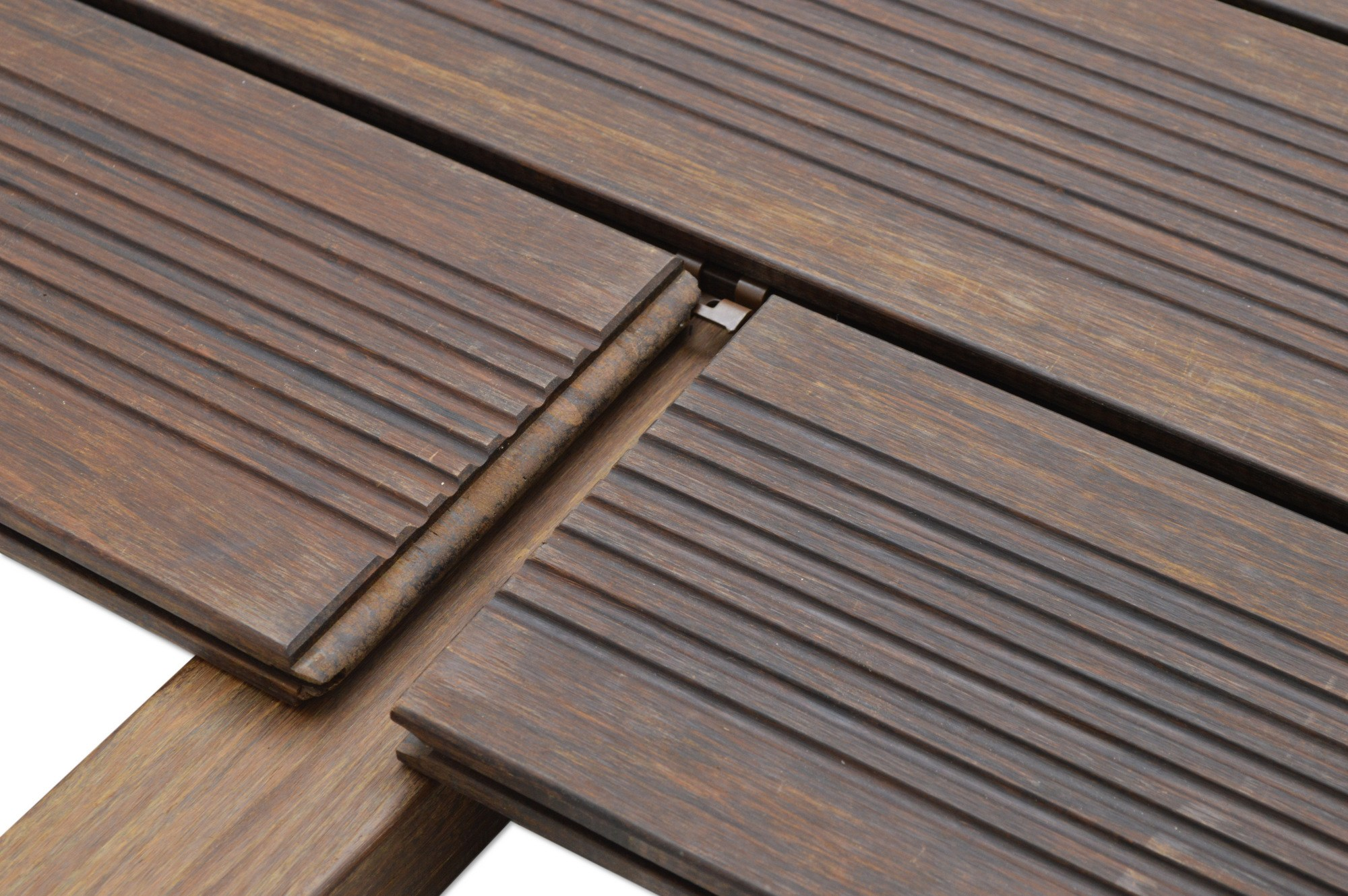 Bamboe Terrasplanken Decking Bamboo X Treme Themo Treated By Moso International