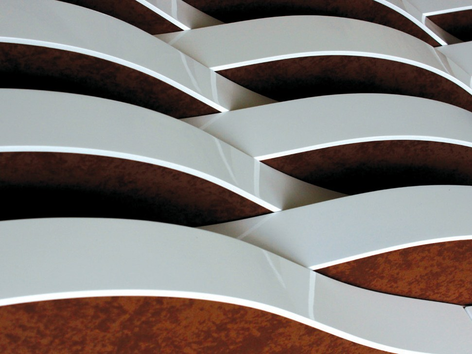 Flexa Mdf Grondverf Mdf Decorative Acoustical Panels Flexi Wave By Vicoustic