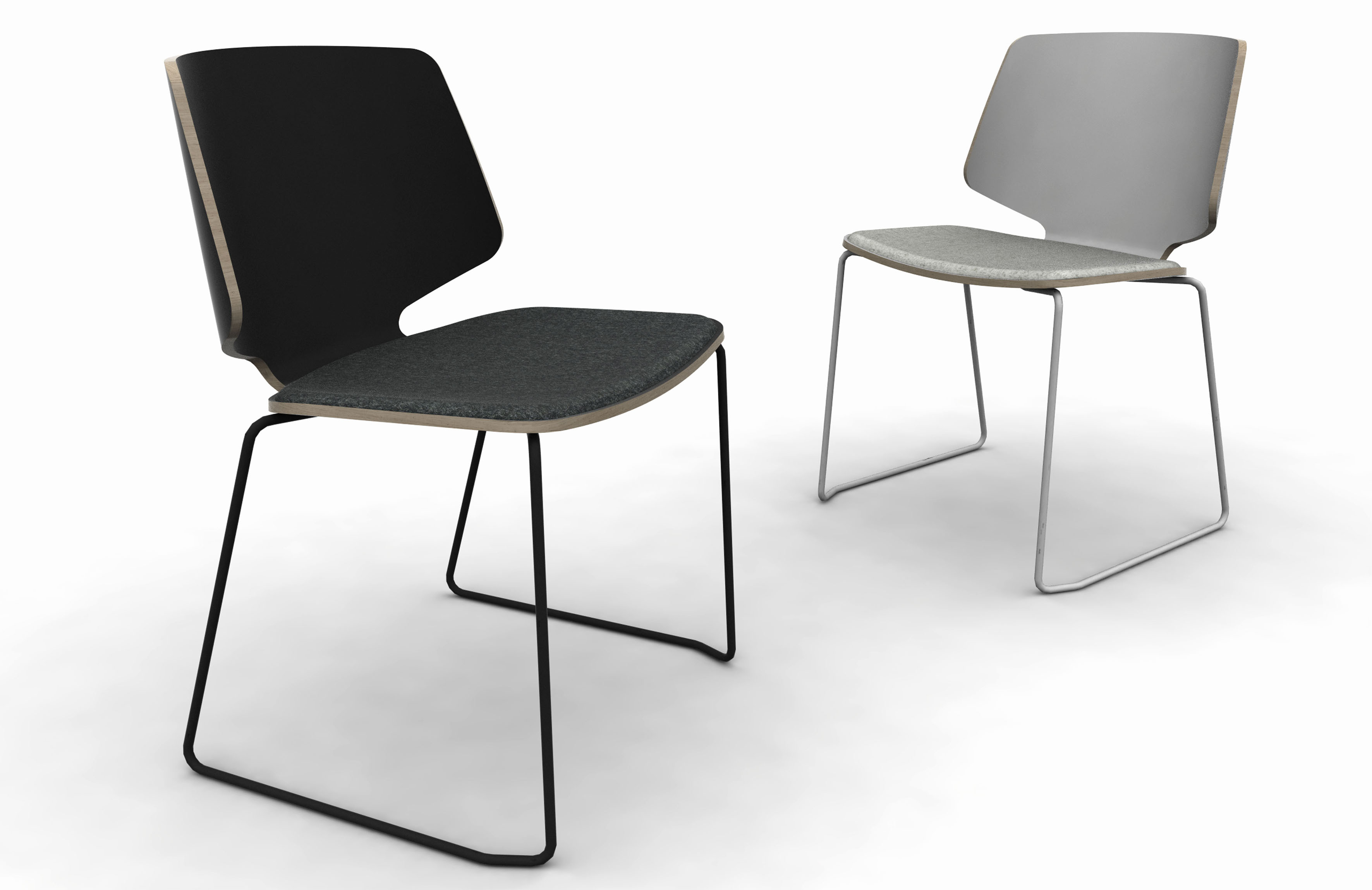 Chaise Moderne Transparente Fly T Collection Chaises Collection By Domitalia Design