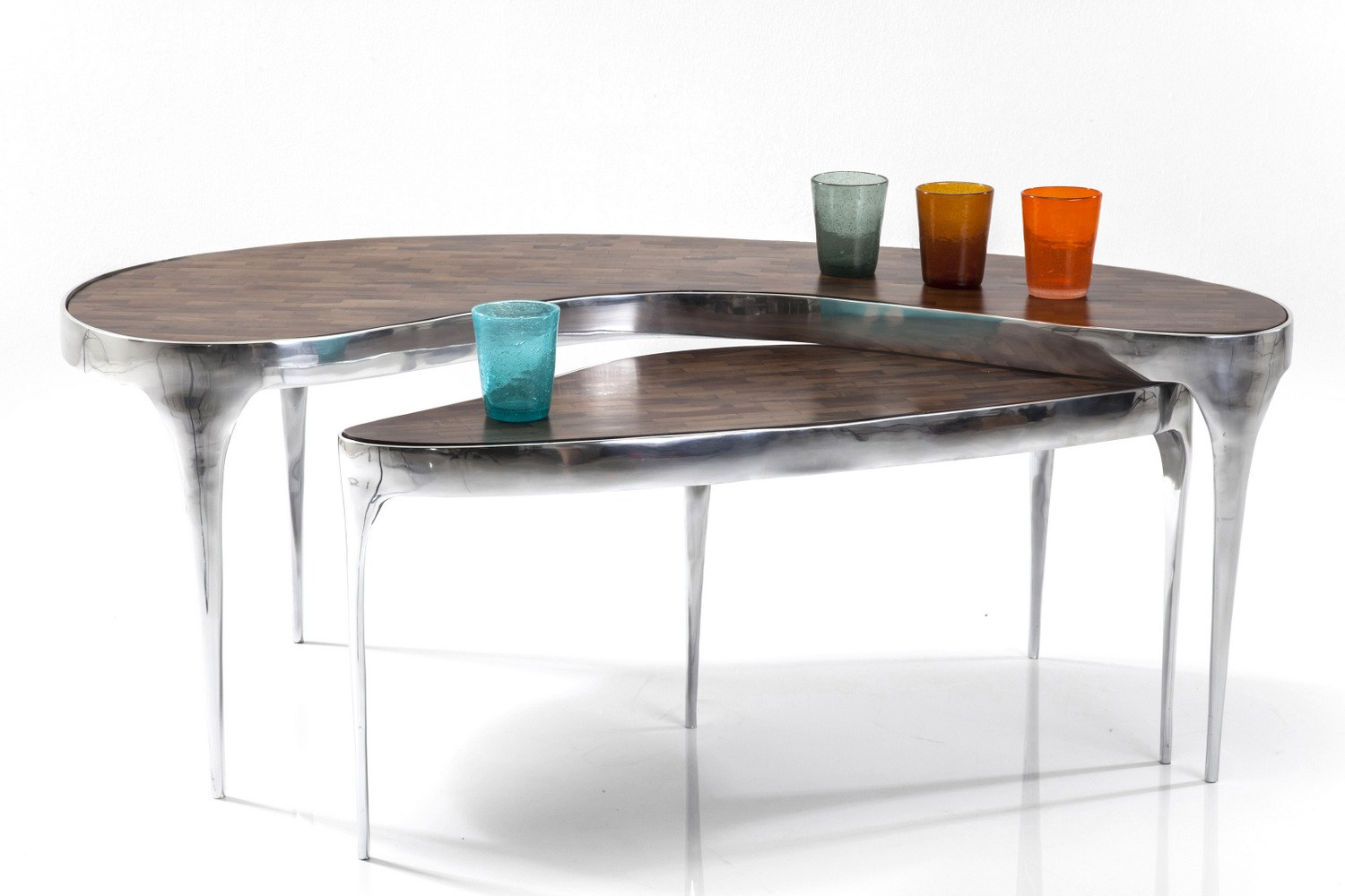 Couchtisch Aluminium Design Have A Break Couchtisch By Kare Design