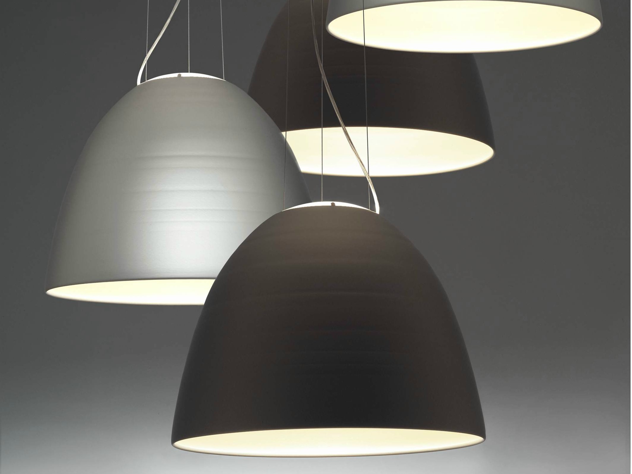 Lampen Artemide Nur Pendant Lamp Nur Collection By Artemide Design Ernesto