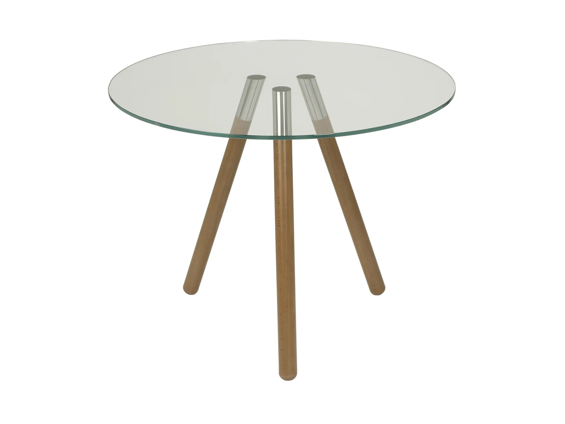 Table Ronde En Verre But Table Ronde Verre Design
