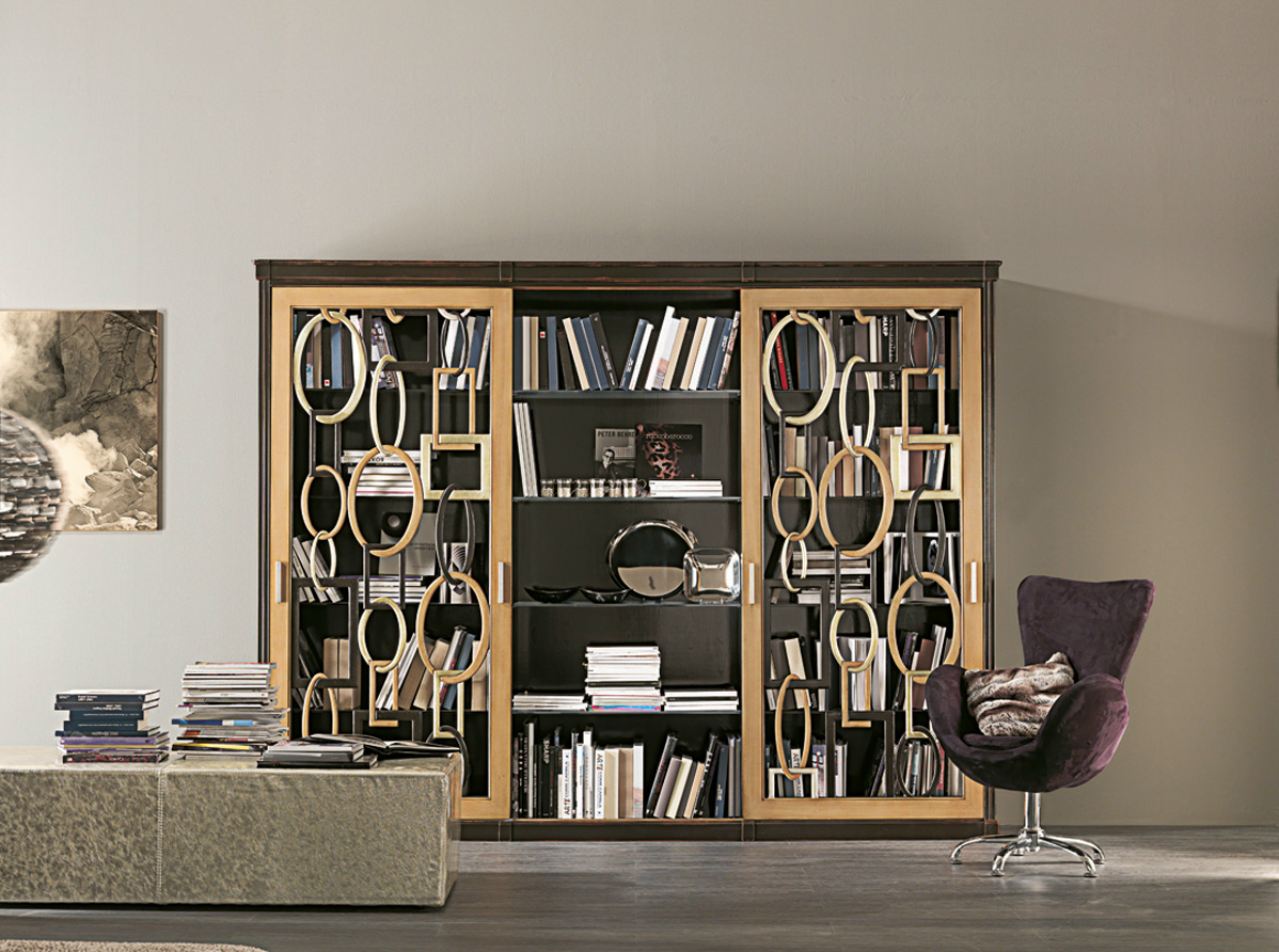 Bizzotto Italia Muebles Wall Mounted Wooden Bookcase Audrey By Bizzotto Design