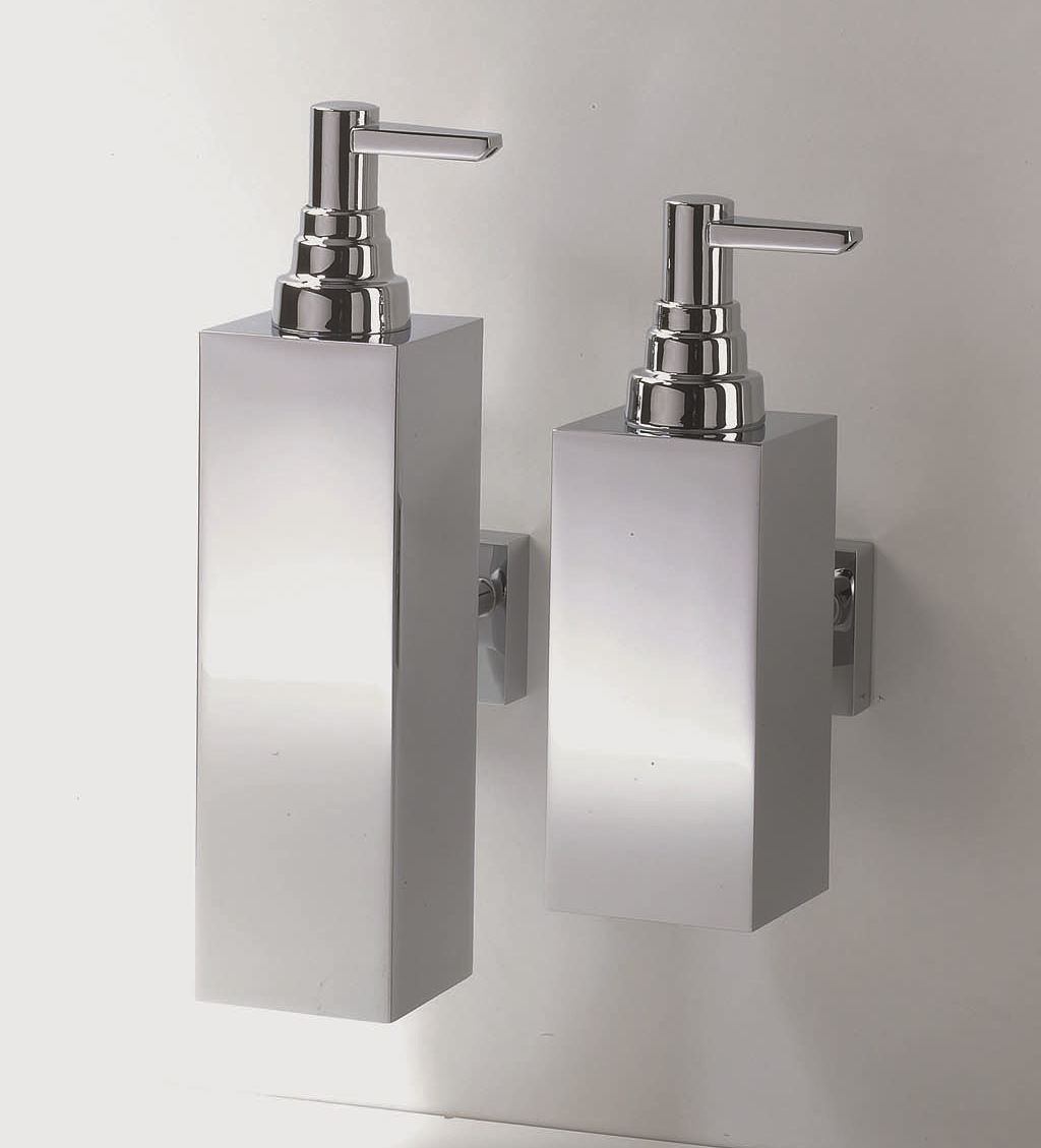 Wall Mounted Soap Dispenser Wall Mounted Chrome Plated Liquid Soap Dispenser Dw 310 N