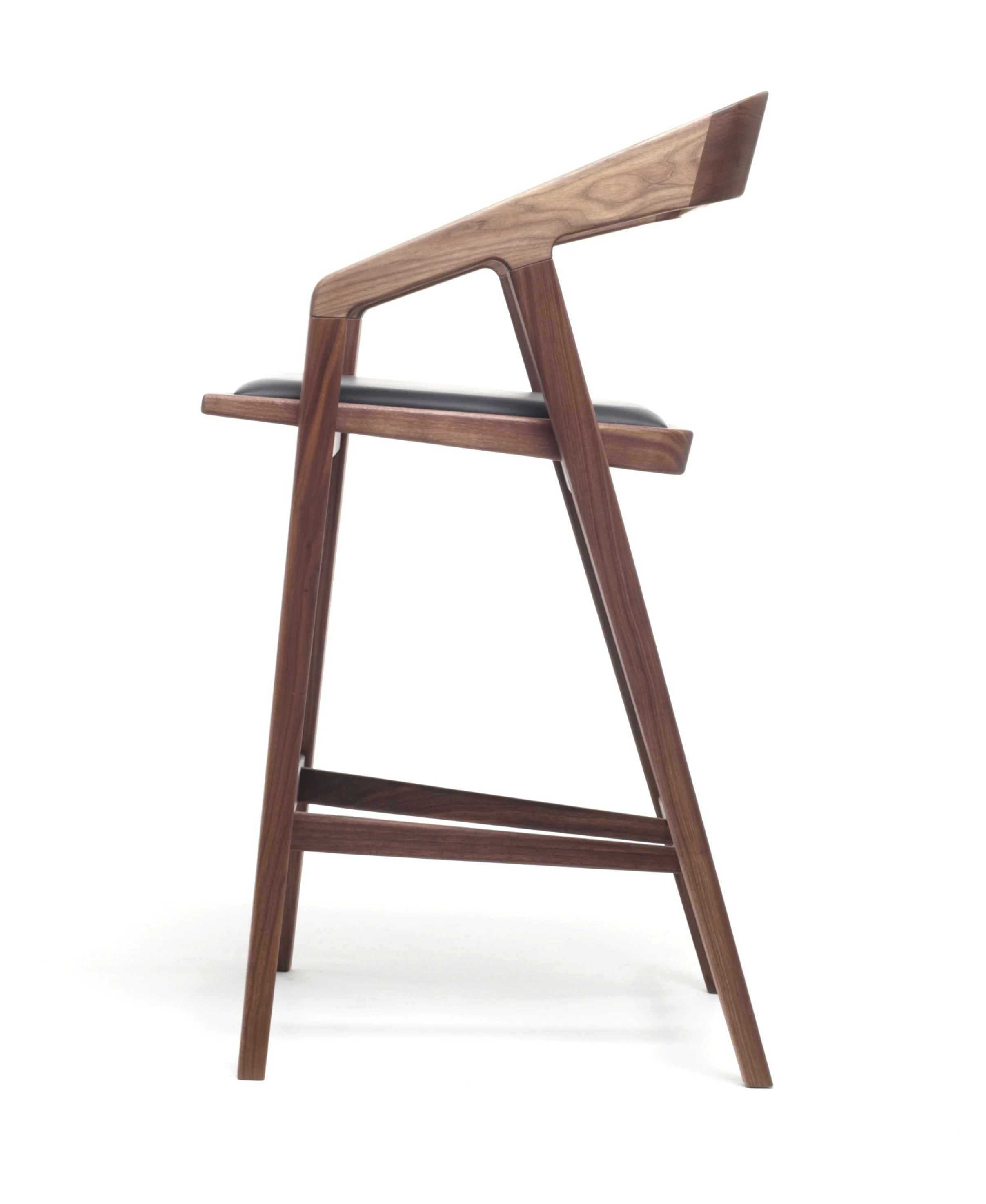 Tabourets De Bar En Bois Katakana Tabouret By Dare Studio Design Sean Dare