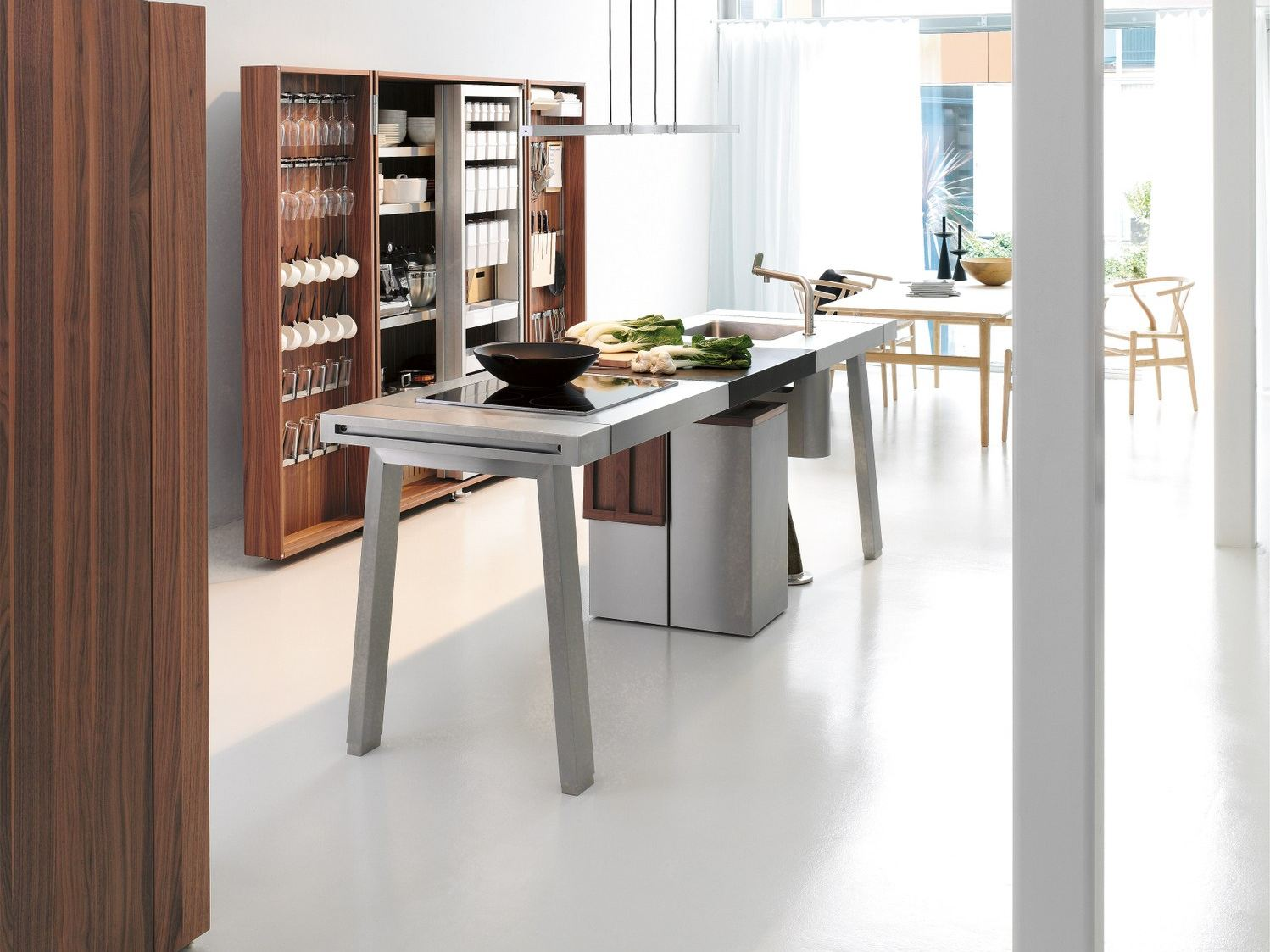 Bulthaup Bodenkirchen Fitted Kitchen B2 By Bulthaup Design Eoos
