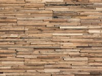 Wooden 3D Wall Cladding for interior PARKER by Wonderwall ...