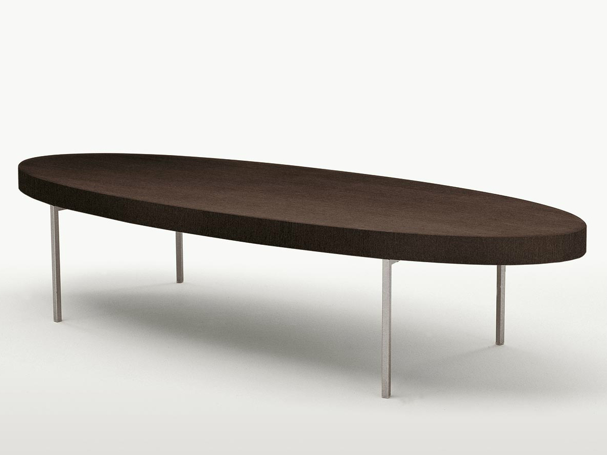 Couchtisch Antonio Table Basse Ovale En Bois Massif Ebe Collection Ebe By