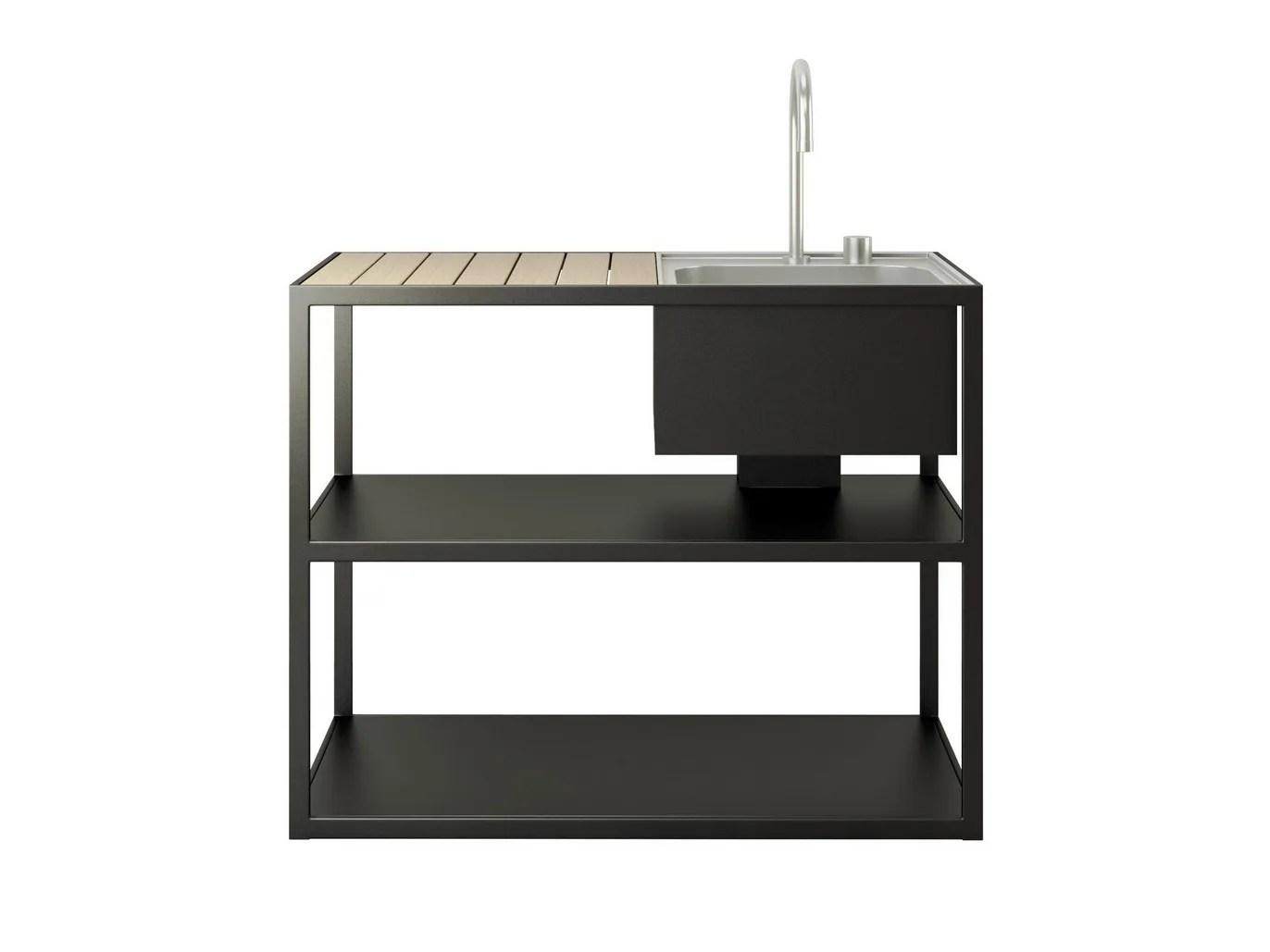 Edelstahltüren Für Outdoor Küche : Freistehende outdoor küche outdoorküche mit schiefer arbeitsplatten