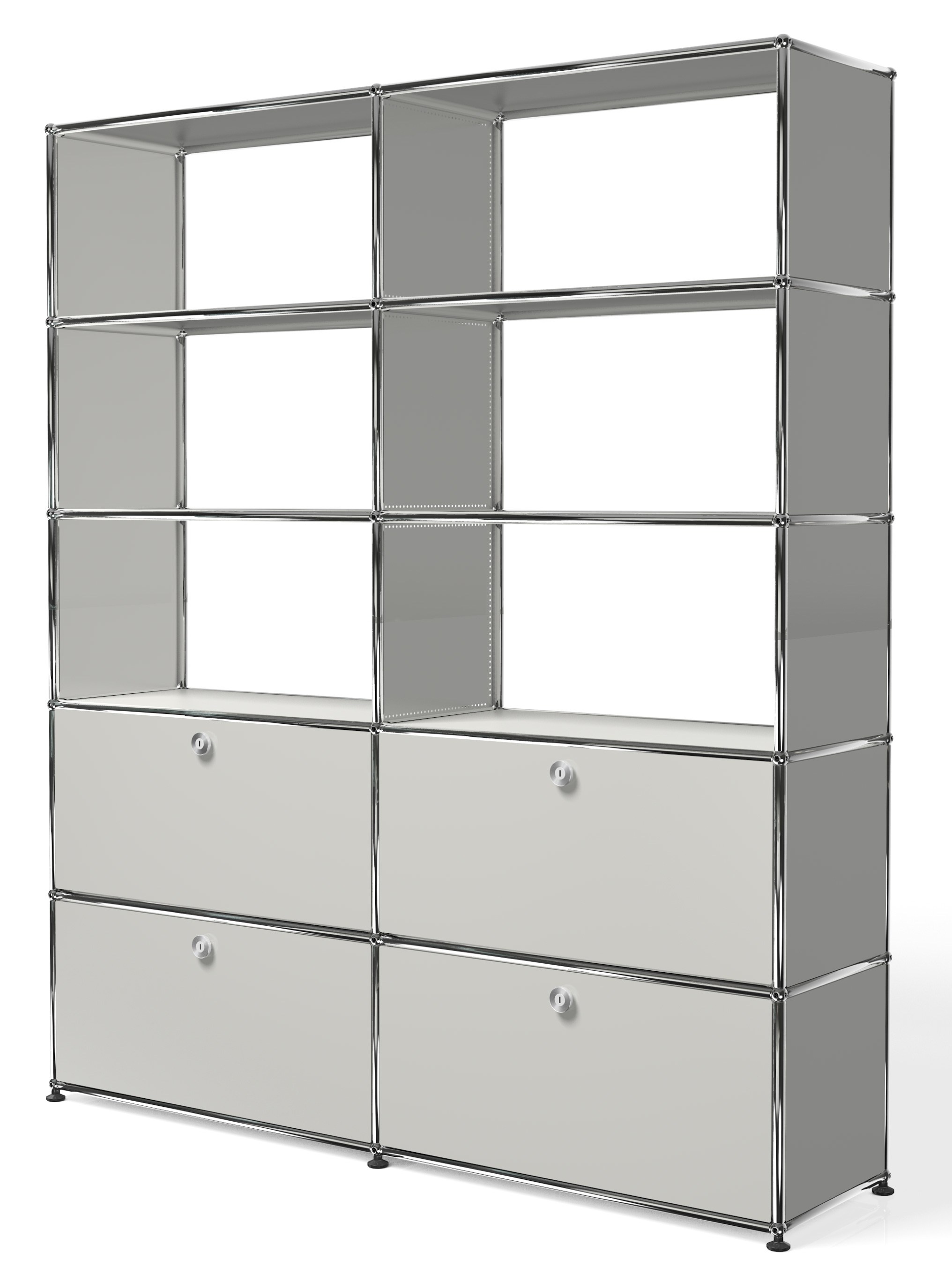 Regalsystem Metall Usm Haller Bookshelves Regalsystem By Usm Modular Furniture