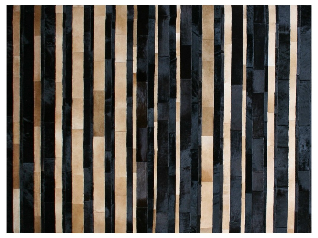 Tappeti Mucca Patchwork Dyed Cowhide Carpets Stripes Tappeto In Pelle Di Mucca By Ebru