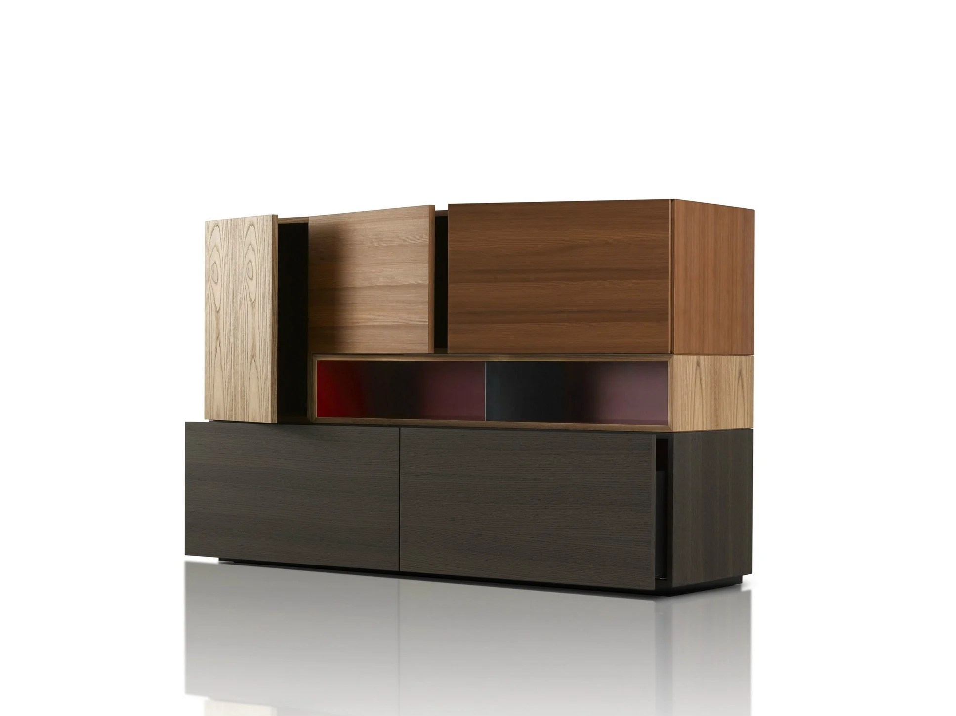 High Board Modern Highboard By Porro Design Piero Lissoni