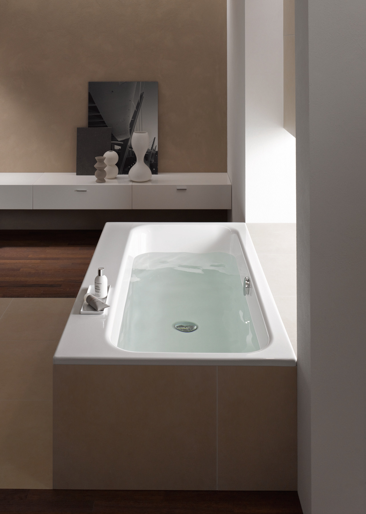 Bette Select Badewannen Built In Bathtub Betteschmiddem Ii By Bette Design