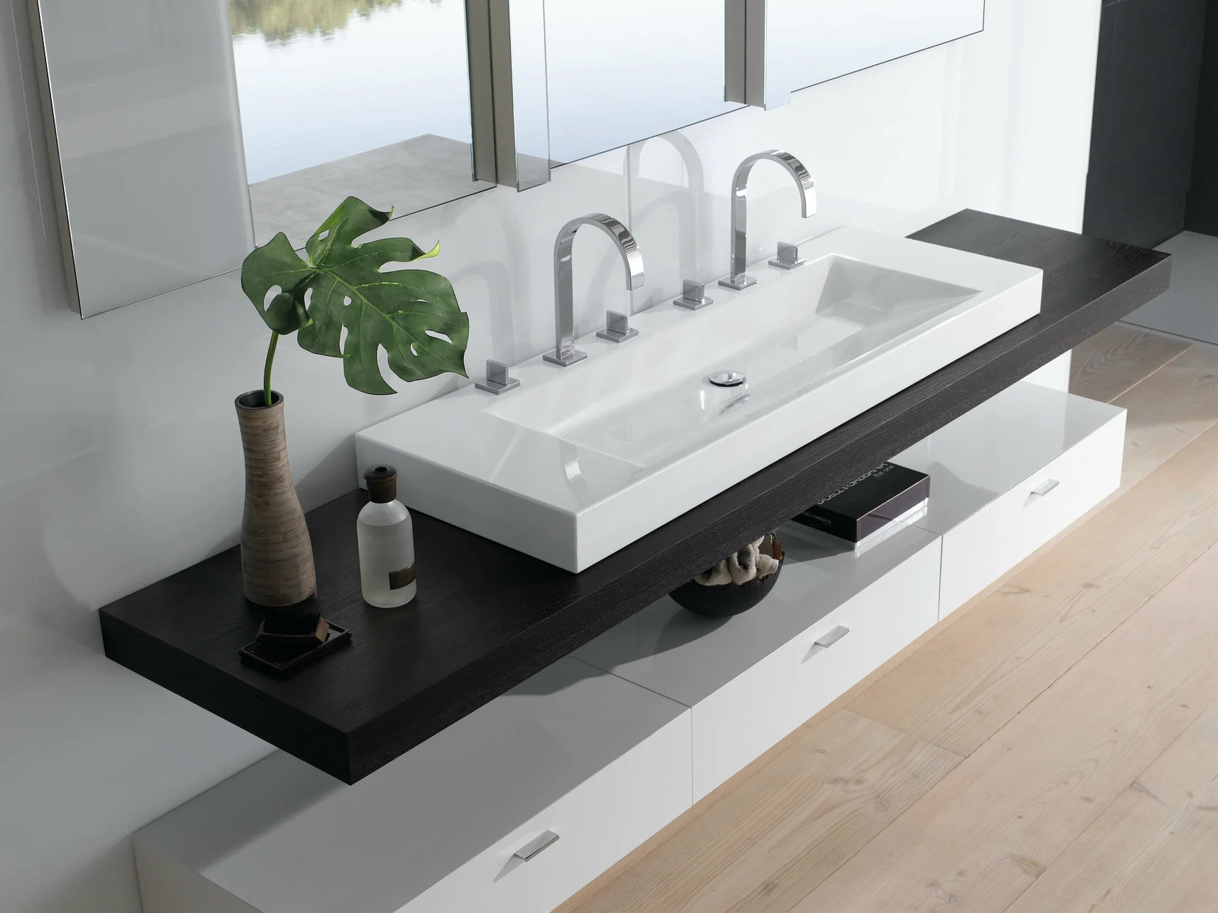 Lavabo Double Vasque Betteaqua Lavabo Double By Bette Design Schmiddem Design