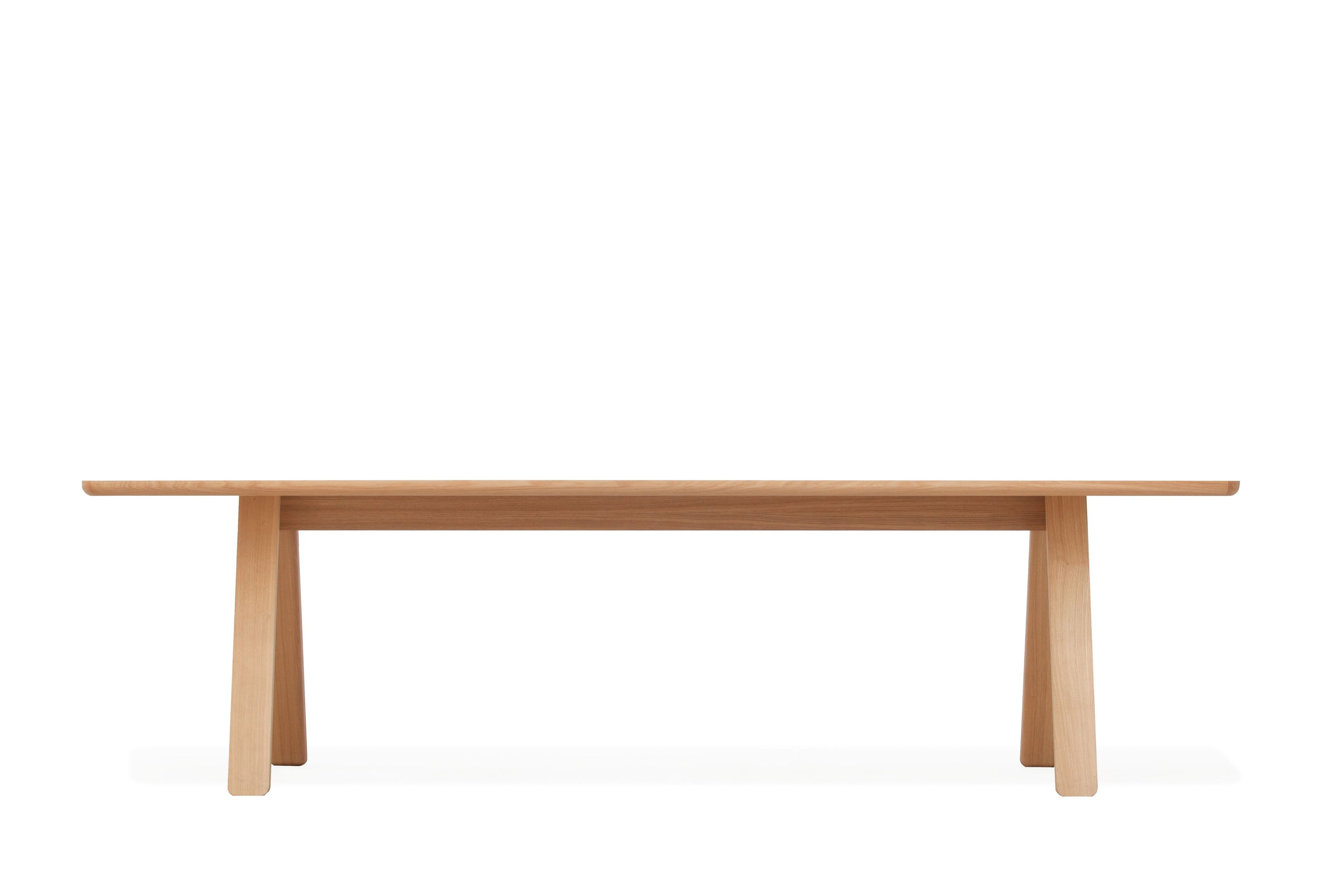 Table Rectangulaire Bois Massif Table Rectangulaire En Bois Massif Stelvio By Ton Design