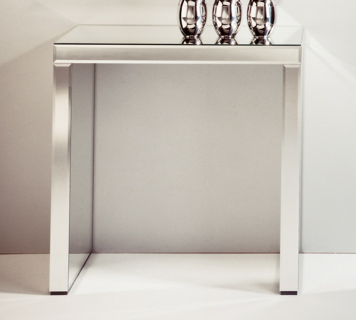 Konsole Spiegelglas Tavolo Console Table By Deknudt Mirrors