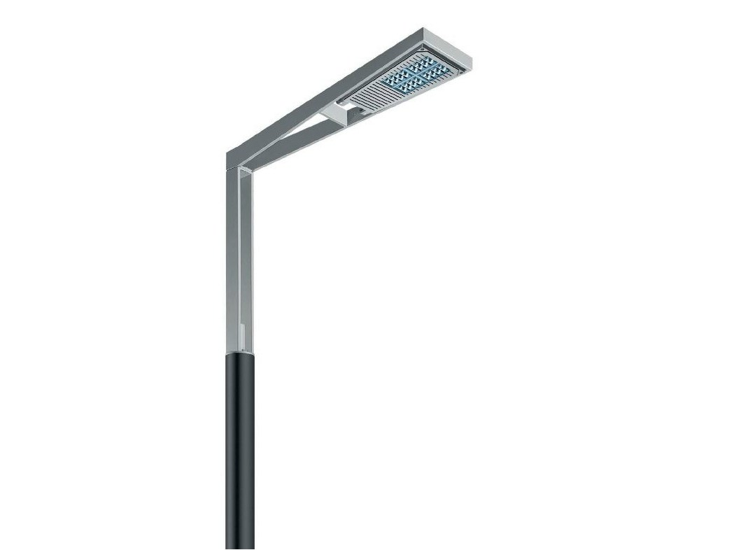 Norme Eclairage Parking Exterieur Lampadaire Urbain Led Iroad By Iguzzini Illuminazione