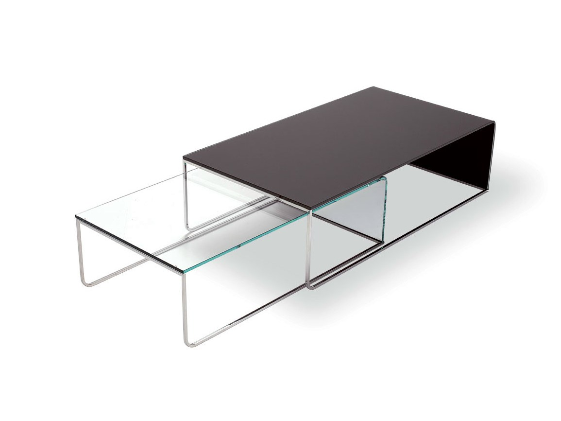 Table Gigogne Design Nido Table Basse By Sovet Italia Design Lievore Altherr Molina