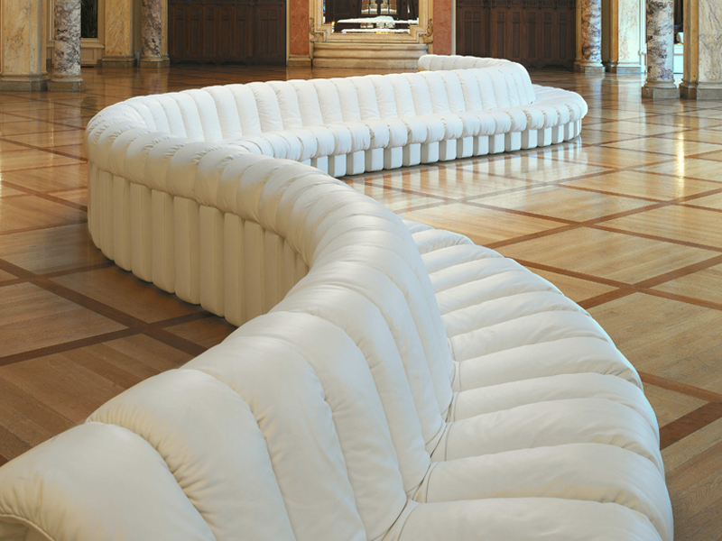 Confort Sofas Ds-600 | Sofa By De Sede Design Ueli Berger, Klaus Vogt