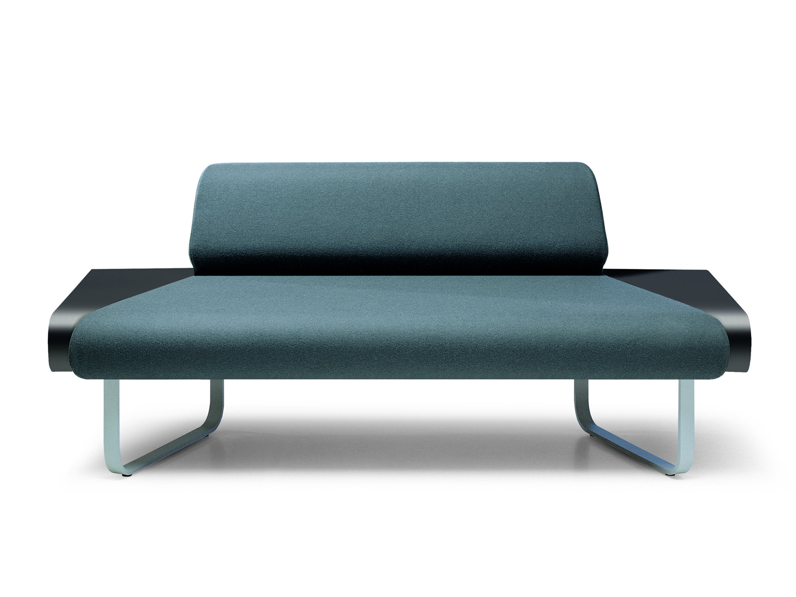 Sofa Magazin Sectional Sofa With Integrated Magazine Rack Yuku By