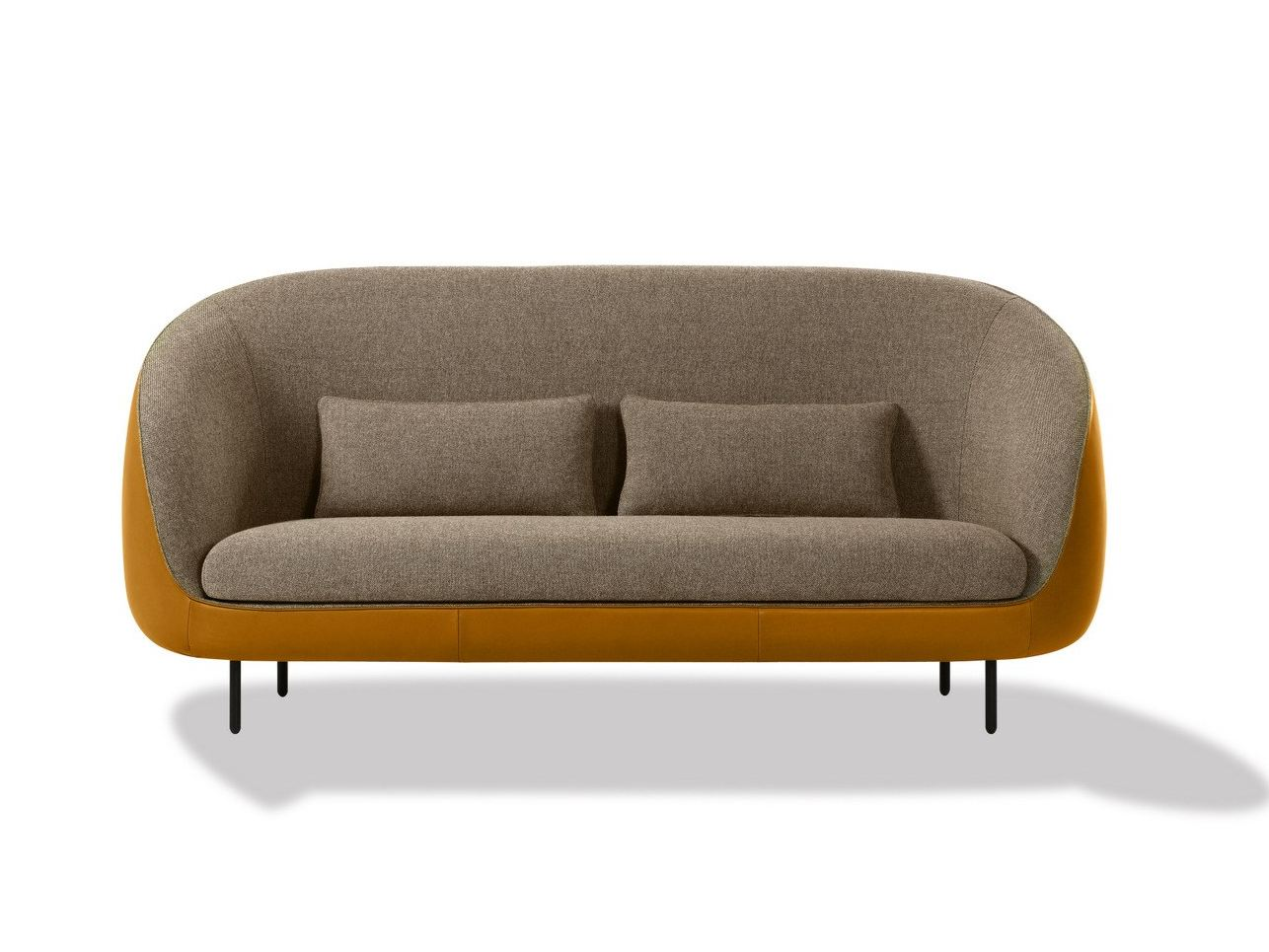 3 Sofas Upholstered 3 Seater Sofa Haiku Collection By Fredericia