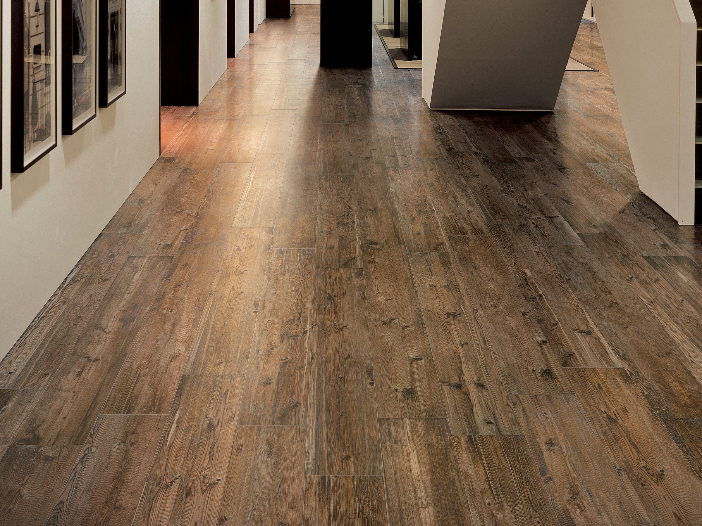 Porcelain Floor Tiles Porcelain Stoneware Flooring With Wood Effect Larix By