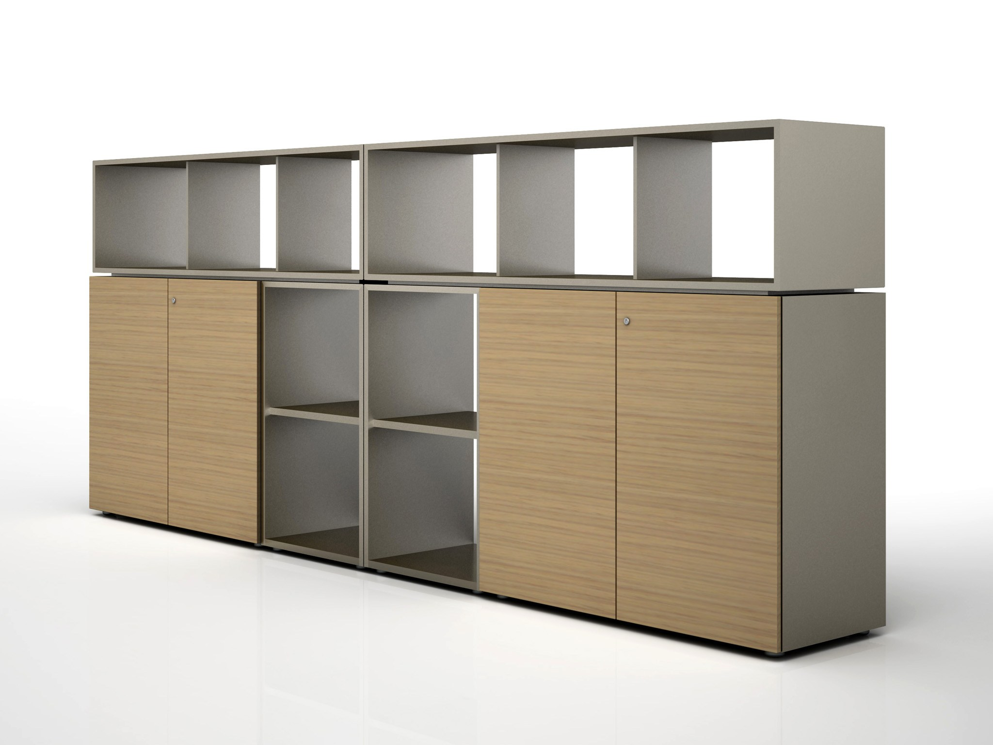 Office Storage Units Modular Wooden Office Storage Unit Case By Estel Group