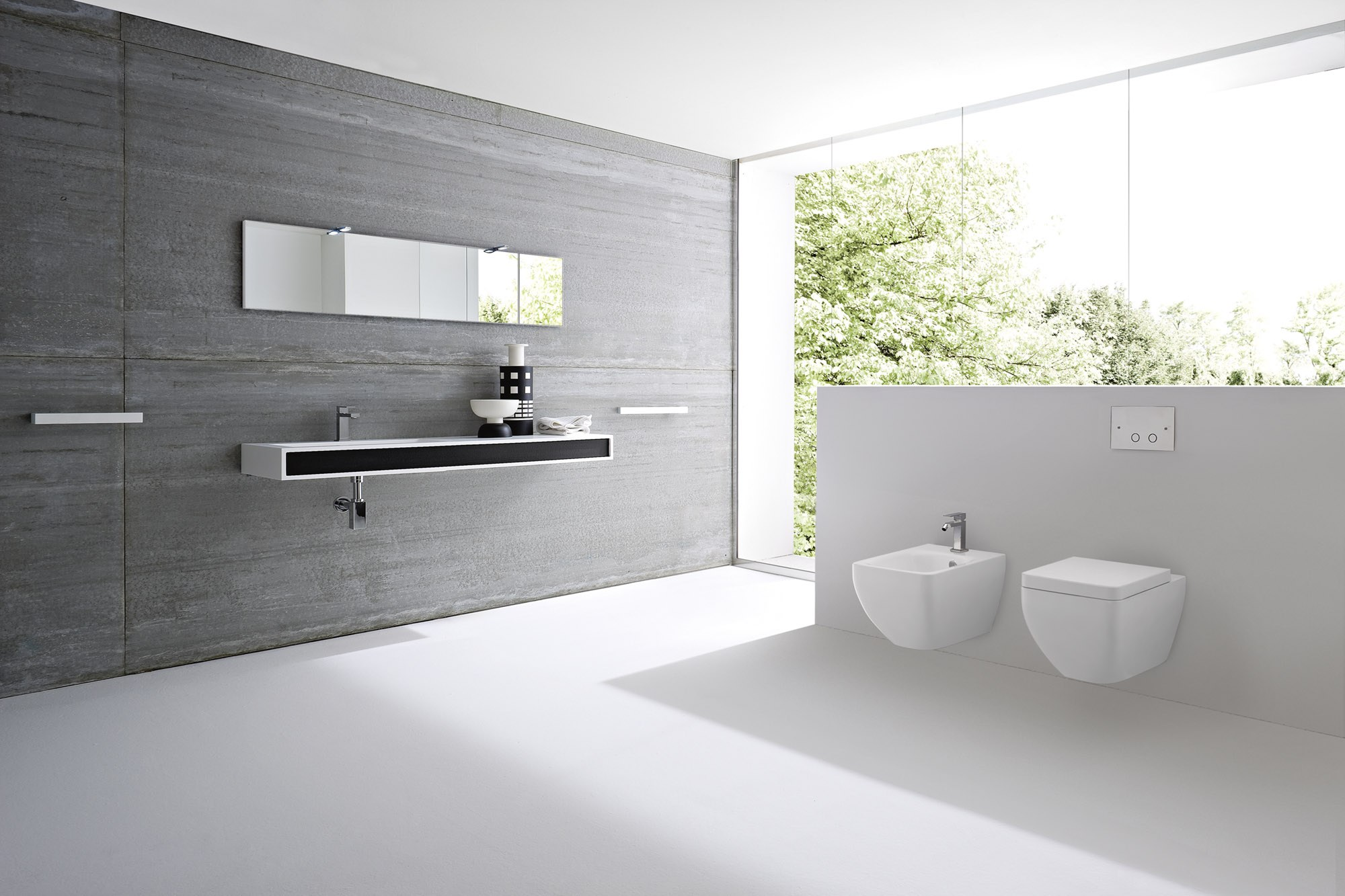 Commode Design Maybe Wall Hung Toilet By Rexa Design