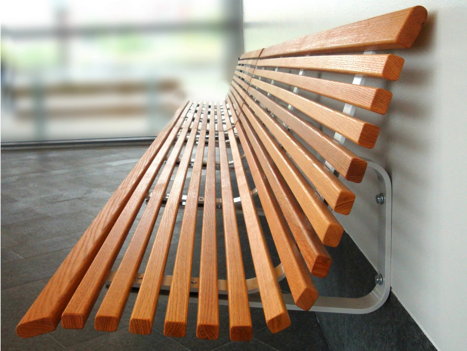 klappbank wandmontage sitzbank 2 meter stunning with. Black Bedroom Furniture Sets. Home Design Ideas