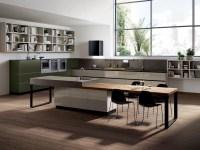 Fitted kitchen TETRIX Scavolini Line by Scavolini design ...