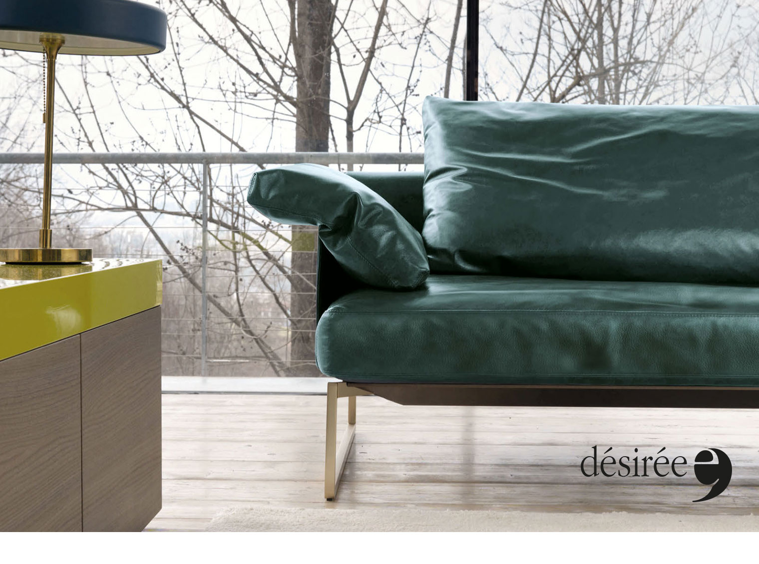 Contemporary Seating With A Tailored Touch By Désireée Divani
